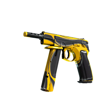 CZ75-Auto Yellow Jacket