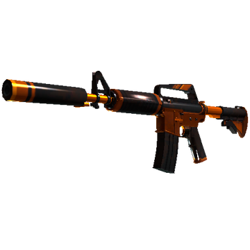 M4A1-S Atomic Alloy