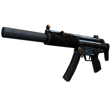 MP5-SD Acid Wash